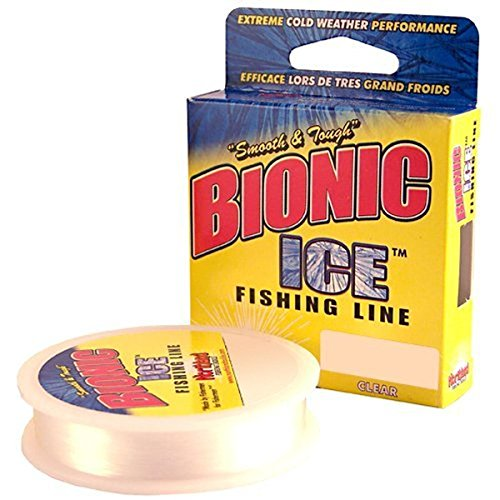 Northland BI125-6-CL 125-Yard Bionic Ice Line,...