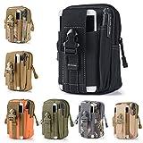 Efanr Universal Outdoor Tactical Holster Military Molle Hip Waist Belt Bag Wallet Pouch Purse Phone...