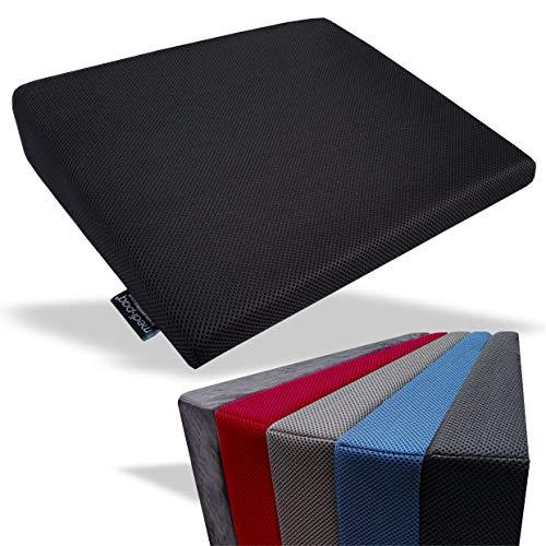Cojin De Cuna De ESPUMA DE MEMORIA Para Soporte De Espalda E Impulsor De Altura – Cobertor Lavable