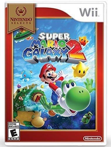 Super Mario: Galaxy 2 - Nintendo Wii - Standard Edition