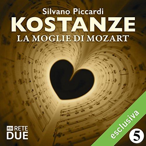 Konstanze - la moglie di Mozart 5  Audiolibri