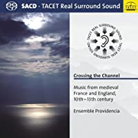 Crossing the Channel: Music by Ensemble Providencia (2012-09-25)