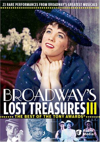 Broadway's Lost Treasures III - The Best of the...