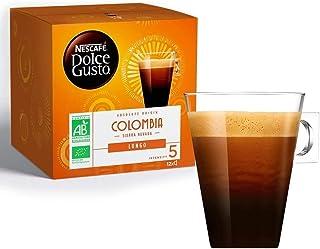 Nescafé Dolce Gusto Absolute Origin Bio Lungo Colombia Café 12 Capsules 135 g