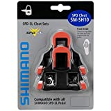 SHIMANO SPD-SL Cleat Set One Color, SM-SH10/Fixed
