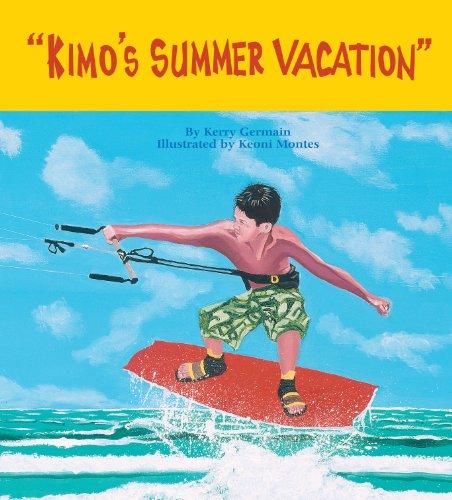 Kimo's Summer Vacation (English Edition)
