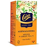 Care Ashwagandha Spiced Green Tea for Weight Loss & Build Immunity | Detox Desi Kahwa Green Tea with...
