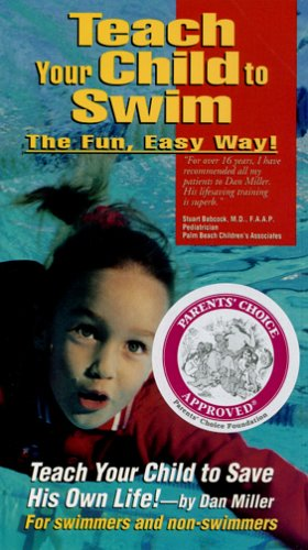 Teach Your Child to Swim the Fun, Easy Way [VHS]