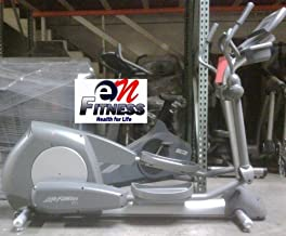 Life Fitness 91X Elliptical Cross-Trainer Commercial Grade w/ Movable Arms (Certified Refurbished)