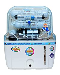 R.k. Aqua Fresh India Swift 12ltrs 14Stage(Ro+Uv+Uf+Minerals+Tds Adjuster)Ro Water Purifier[Installation Available Only For Selected Area],R.K. ENTERPRISES,15 Liters_White