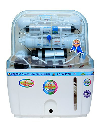 R.k. Aqua Fresh India Swift 12ltrs 14Stage Purification (Ro+Ultravoilet+Ultra fileration+Mineral Catridges+Tds Adjuster)With Pre Filter Set
