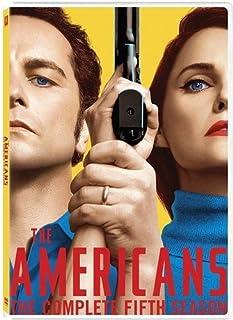 The Americans,: Season 5