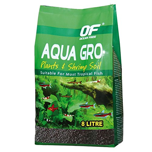 Ocean Free PM220 Grava/Sustrato para Plantas de Aqua Gro
