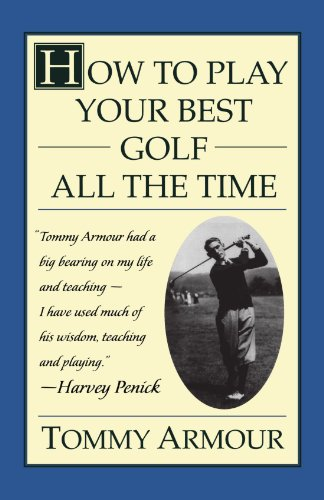 The Best Golf Books Of All Time
