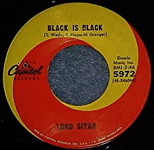 Black Is Black/have You Seen Your Mother, Baby, Standing in the Shadow? 45