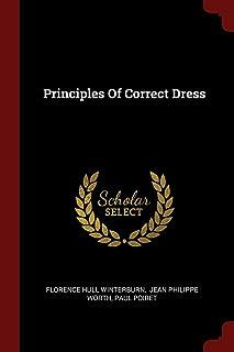 Principles of Correct Dress