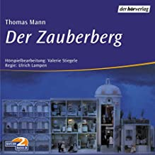 Der Zauberberg. 10 CDs.