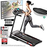 Sportstech F10 treadmill model 2020 - German Quality Brand + Video Events