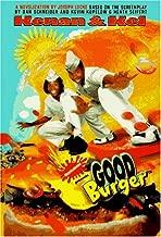 Best good burger book Reviews