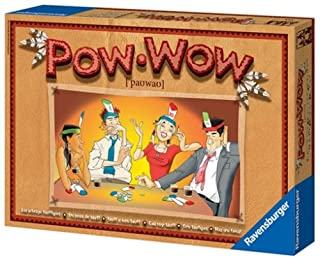 Ravensburger - Pow Wow (B000EWNEGG) | Amazon price tracker / tracking, Amazon price history charts, Amazon price watches, Amazon price drop alerts
