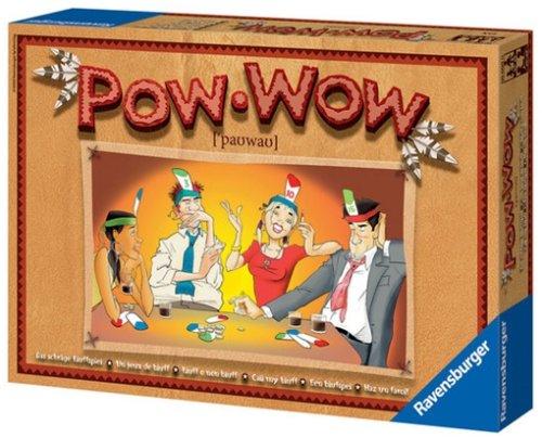 Ravensburger Spiel 26412 Pow Wow - Juego de Mesa [Importado de Alemania]