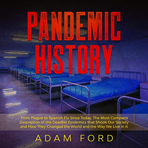 Pandemic History  By  cover art