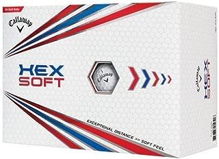Callaway Hex Soft Golf Balls 24-Pack