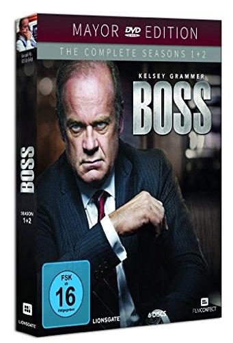 Boss - Die komplette Serie [7 DVDs]