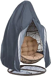 Tongliang Coperture di Protezione per mobili da Giardino rettangolari Dimensioni Multiple coperture per sedie da Tavolo per Esterno Impermeabili Anti-UV