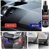 ZEWAN 120ml Nano Car Scratch Repairing Polish Spray Retreading Agent Car Interior Leather