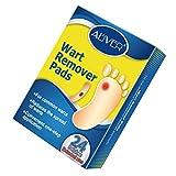 EXCEART 24 pezzi di tamponi per la rimozione del mais e del mais con pelle, per rimuovere i piedi di mais e calli, per la cura dei piedi