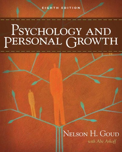 Psychology and Personal Growth