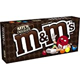 M&M'S Milk Chocolate Candy Movie Theater Box, 3.10 Ounce (Pack of 12)