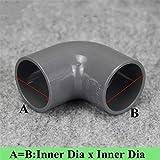 Gar-Den Inner PVC Diámetro 20/25/32/40 / 50mm de...