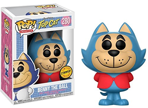Funko POP! Hanna Barbera:Top Cat - Benny The Ball Chase Vinyl Figure #280