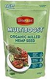 Linwoods Semillas Molidas de Cáñamo Bio 220 g