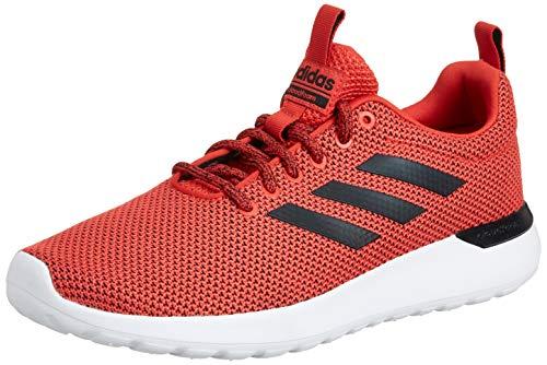 adidas Herren Lite Racer CLN Sneaker rot 45 1/3