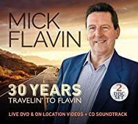 30 YEARS TRAVELIN TO FLAVIN