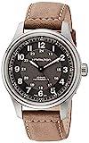 Hamilton Khaki Field Automatic Black Dial Men's Watch H70545550