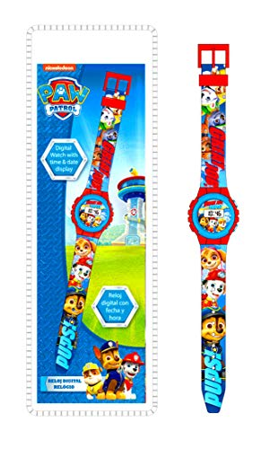 Kids Licensing – pw16268 – Paw Patrol – Reloj Digitale