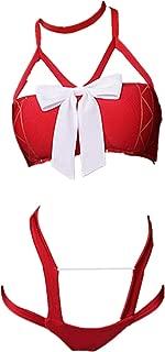 Fate Grand Order Altera Cosplay FGO Attila The Hun Cosplay Costume Swimsuit Halloween Costume