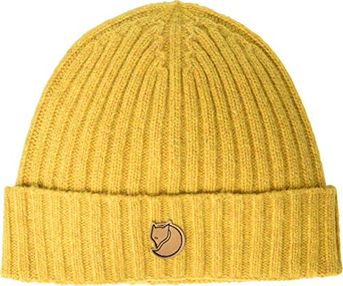 FJÄLLRÄVEN Strickmütze RE-Wool, Acorn, One Size, 77376-166