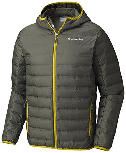 Columbia Lake 22™ Down Hooded Jacket Gravel S