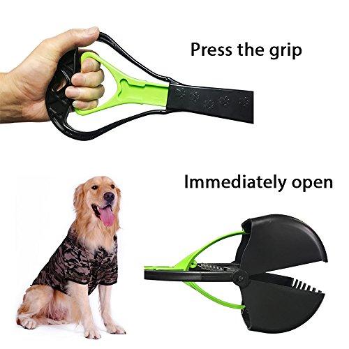 Living-Express-Dog-Long-Scooper-Pet-Smelling