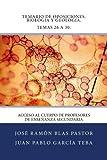 Temario de Oposiciones. Biologia y Geologia. Temas 26 a 30.: Acceso al Cuerpo de Profesores de Enseñanza Secundaria - 9781507630709
