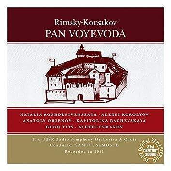 Rimsky-Korsakov: Pan Voyevoda