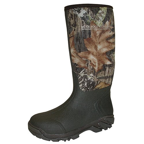 MuckBoots Men's Woody Sport Boot,Camouflage,11 M US Mens/12 M US Womens