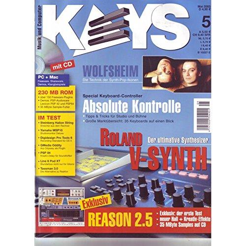 Keys Ausgabe 05 2003