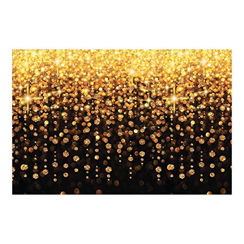 Fun Express Celebration Lights Backdrop Banner (9 ft. x 6 ft) Plastic.
