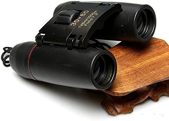 PEG Jumelles 30X60 avec Télescope Jour Et Nuit HD Infrarouge Jumelles Vision Nocturne